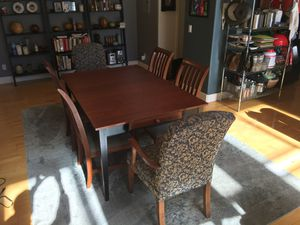 Ethan Allen Dining Room Table Chairs and more for Sale in San Francisco, CA