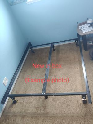 (BRAND NEW IN BOX) adjustable bed frame fits all sizes for Sale in San Diego, CA