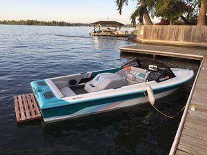 91 Malibu Euro 195 Skier Ski Boat for Sale in Bonney Lake, WA