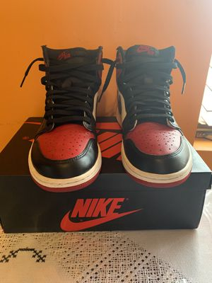 Jordan 1 Retro High Bred Toe Size 9.5 for Sale in Fontana, CA