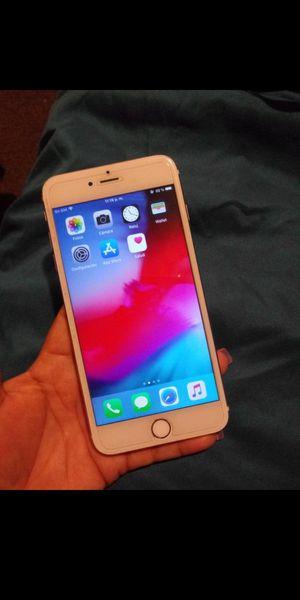 iPhone 6s plus for Sale in Dallas, TX