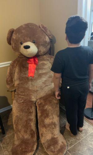 Giant teddy bear for Sale in Lincolnia, VA