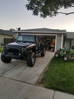 Jeep Wrangler for Sale in Newman, CA