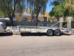 20 FT PJ TRAILER for Sale in Gilbert, AZ