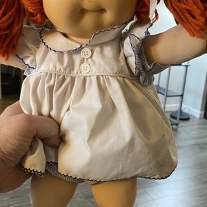 Vintage Cabbage Patch Doll 1985 for Sale in Dallas, TX