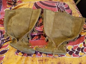 5 Layer Fringe Minnetonka Boots for Sale in Portland, OR