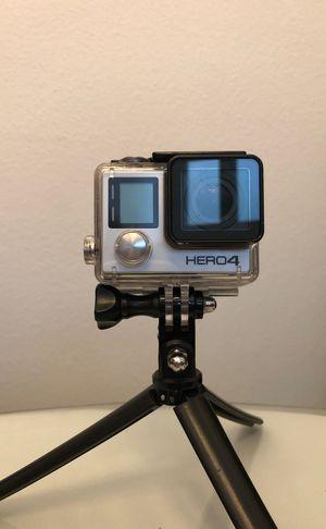 GoPro Hero 4 + Accessories for Sale in Placentia, CA