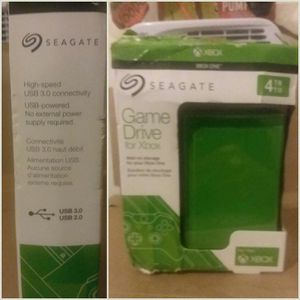 xbox1 game drive for Sale in Hastings, NE