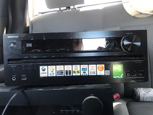 Onkyo AC Reciever TX-NR717 for Sale in Erie, CO