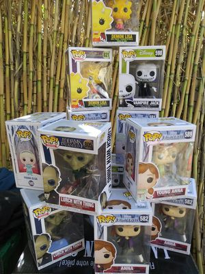 POP! FIGURINES for Sale in Union City, CA