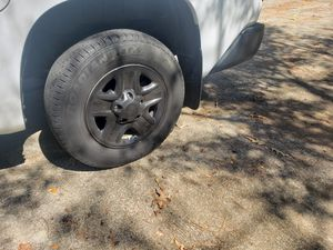 Tundra 5x150 rims and tires for Sale in Hiram, GA