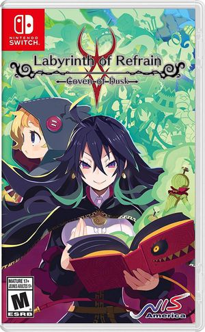 Labyrinth of Refrain Coven of Dusk for Nintendo Switch for Sale in Apple Valley, CA