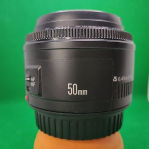 CANON EF 50MM F1.8 II AUTO FOCUS PRIME LENS for Sale in Los Angeles, CA