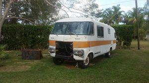 Dodge Travco Camper Van RV (project) for Sale in Miami, FL