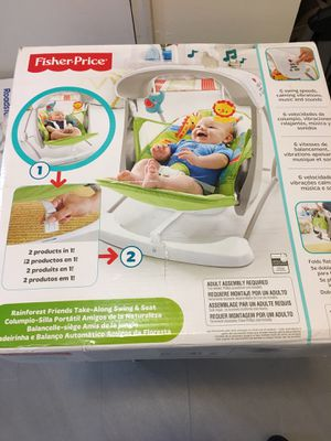 Fisher Price Bouncer NEW!!! for Sale in The Bronx, NY