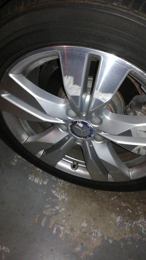 Mercedes Benz OEM full size spare rim and tires for Sale in Hampton, VA