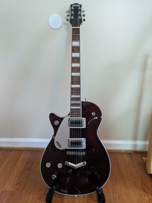 Left-handed Gretsch electric guitar for Sale in Hyattsville, MD