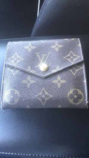 Authentic LV wallet for Sale in Waterbury, CT