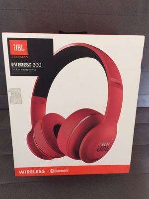 JBL Everest Wireless Bluetooth On-Ear Headphones Noise Cancelling with High Bass for Sale in Palos Hills, IL