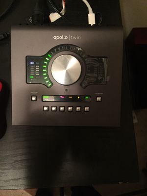 Apollo twin mkll solo interface for Sale in Columbia, SC