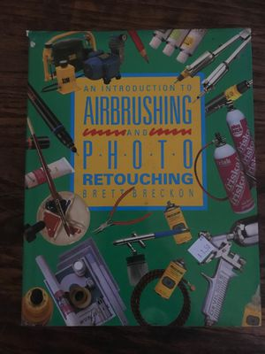 Airbrush book for Sale in Los Angeles, CA