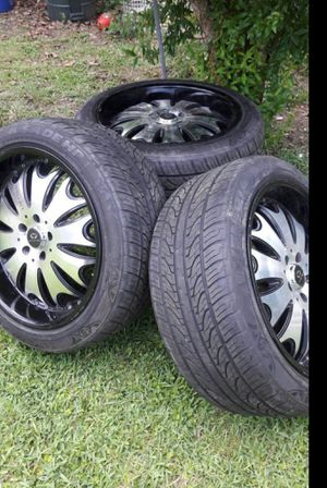 "Rims 20"" for Sale in Houston, TX"
