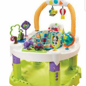 New Evenflo ExerSaucer World Explorer Triple Fun Saucer for Sale in Pasadena, CA