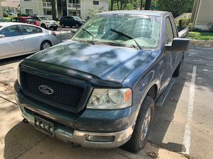2004 F150 4x4 truck for Sale in Germantown, MD