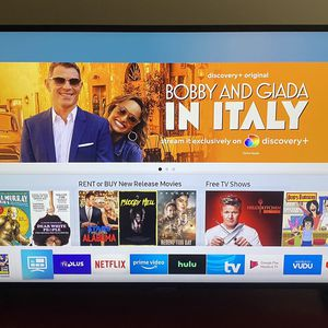 "Samsung Smart TV UHD 43"" for Sale in Bellevue, WA"