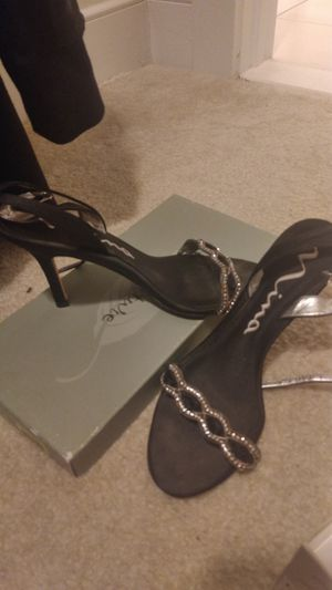 Black high heel shoes for Sale in Fairfax, VA