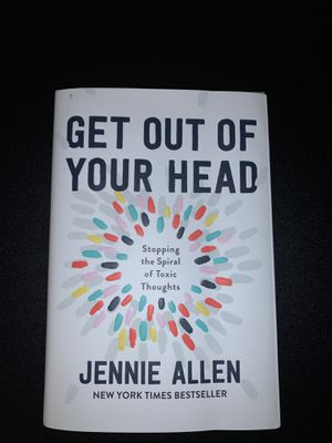 Get out of your head -Jennie Allen for Sale in Mountain View, CA