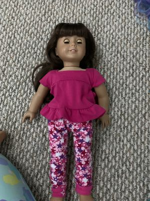 Samantha American Girl Doll and dress for Sale in Annandale, VA