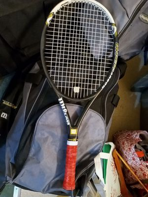 Wilson Hyper Carbon Tennis Racket Brand New Mint Condition for Sale in San Francisco, CA