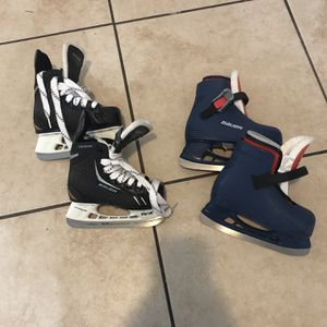Toddler Hockey Skates for Sale in Tewksbury, MA