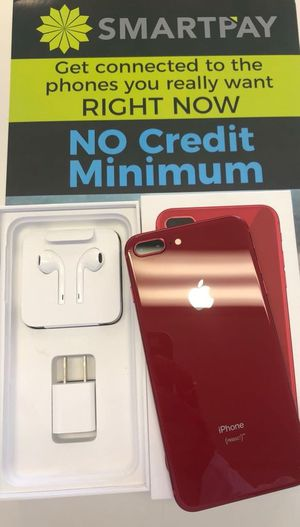 Red iPhone 8 plus unlocked for Sale in Seattle, WA