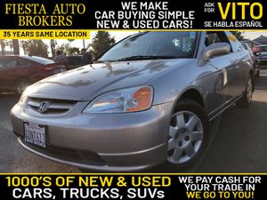 2002 Honda Civic for Sale in Ontario, CA