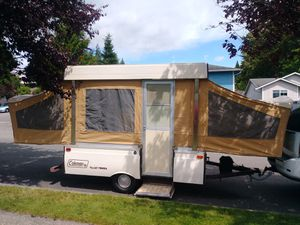 1978 Coleman valley forge camper for Sale in Arlington, WA