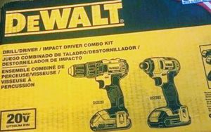 Dewalt Drill Impact Combo for Sale in Pittsburgh, PA