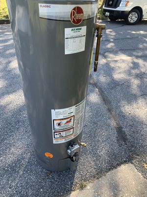 Rheem water heater for Sale in Randallstown, MD