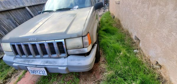 Parting out 97 Jeep Grand Cherokee