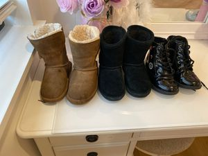 Girl boots size 8 for Sale in Richmond, CA