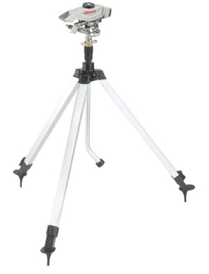 GILMOUR Metal Telescoping Tripod Sprinkler Large Coverage for Sale in Kansas City, MO