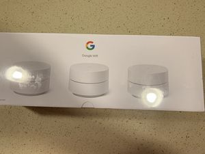 Google Wifi 3Pack for Sale in Greenbelt, MD