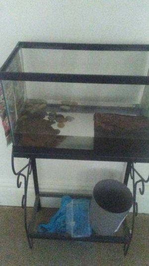 Tank n stand for Sale in Pittsburgh, PA