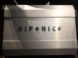 Brutus Hifonics amplifier for Sale in Memphis, TN