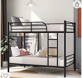Bonnlo Twin Bunk Bed for Sale in San Diego,  CA