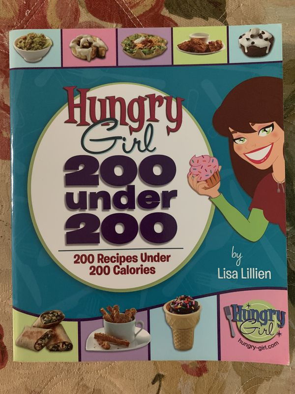 Hungry Girl Cookbooks - $3 each it all for $10