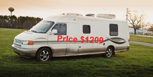 👍PRICE_$1200 For Sale URGENT🔑2002 VW Rialta FD 22' Class C🔑 for Sale in Washington, DC