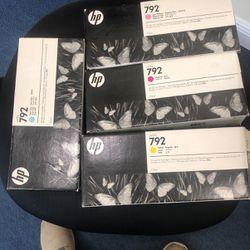 Latex HP Original Inks 792 Expired New In Box for Sale in Boca Raton,  FL