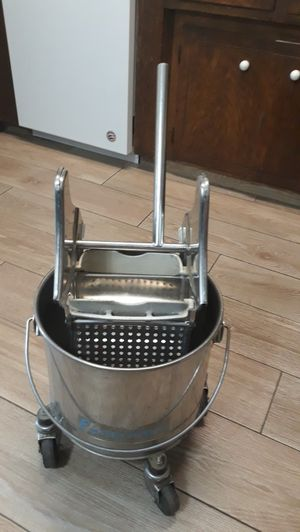 "GERPRES PRINCE ROYAL""""""SOLID STAINLESS STEEL MOP"""" for Sale in Fresno, CA"